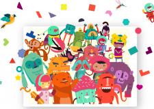 App para crianças permite criar games e aprender programação