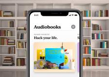 Com livros e audiolivros, novo Apple Books inspira à leitura