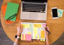 Agenda de papel: dez razões para trocá-la pela tecnologia